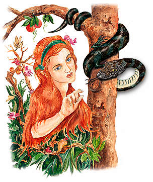 serpents of paradise summary How was the serpent able to enter the paradise of eden  summary satan  entered the serpent, a real creature, for the purpose of deceiving eve the  tempter.